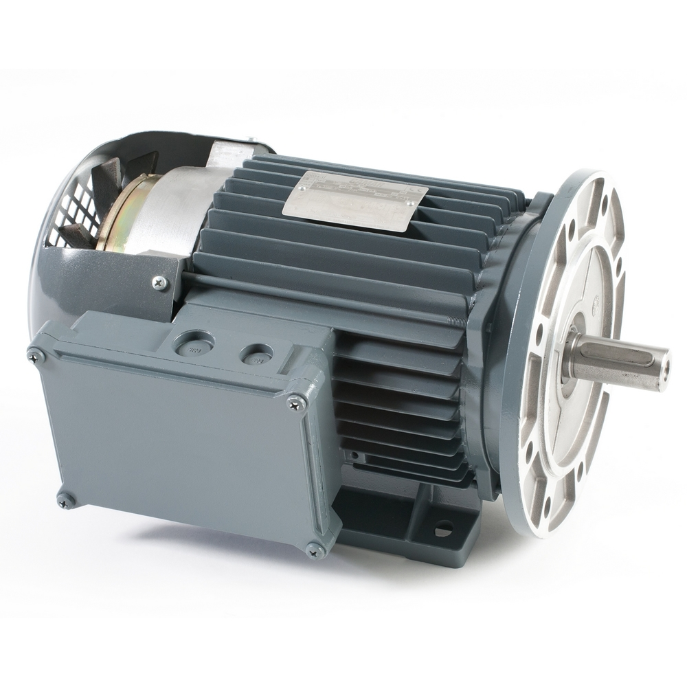 THREE-PHASE SELF-BRAKING MOTORS - ADJUSTABLE BRAKING TORQUE